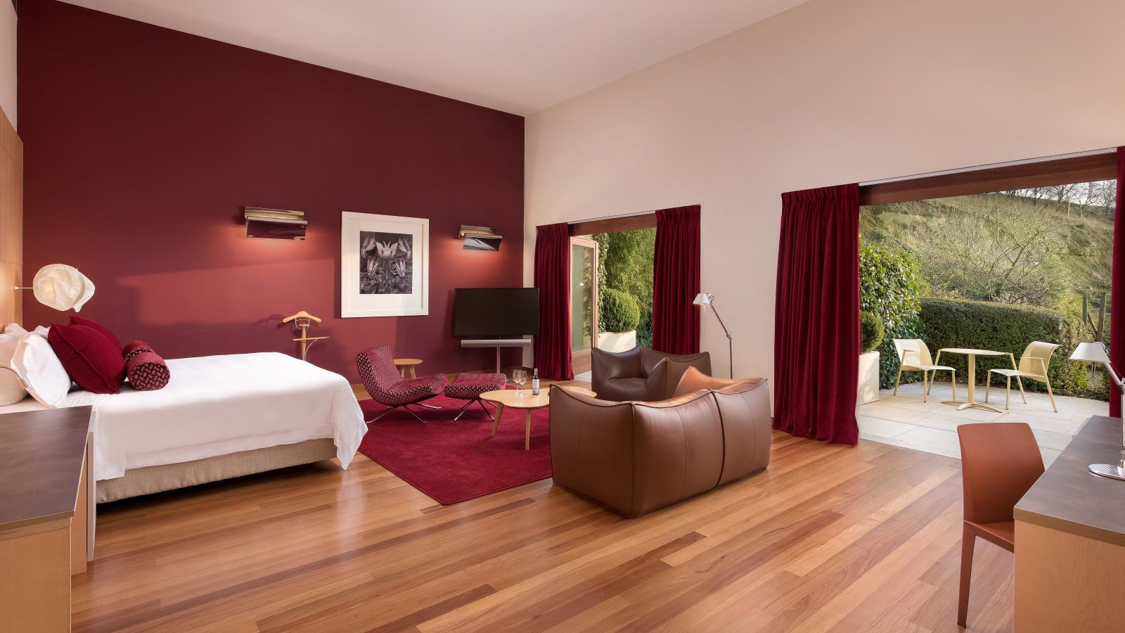 Executive Suite with Terrace, Hotel Marqués de Riscal, Elciego
